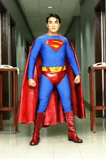 Man of Steel, Philippines, Superman, Herbert Chavez, Superman Toy Collection, Souvenir Item, Collectibles