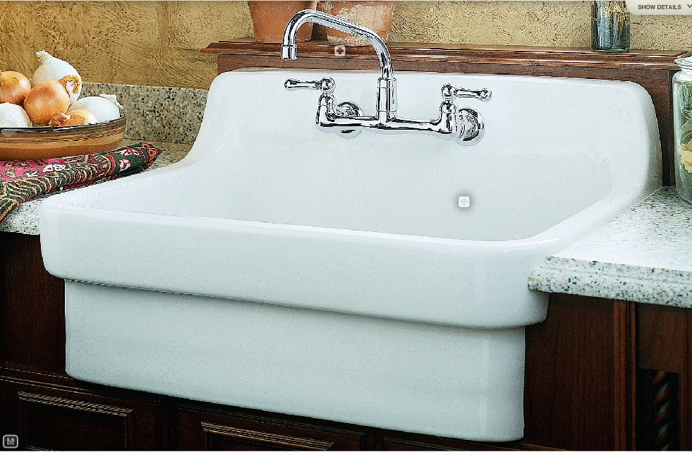 Fregaderos r sticos farmhouse sinks for Fregaderos ceramica rusticos
