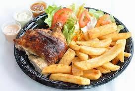 Pollo Asado con Pimentón