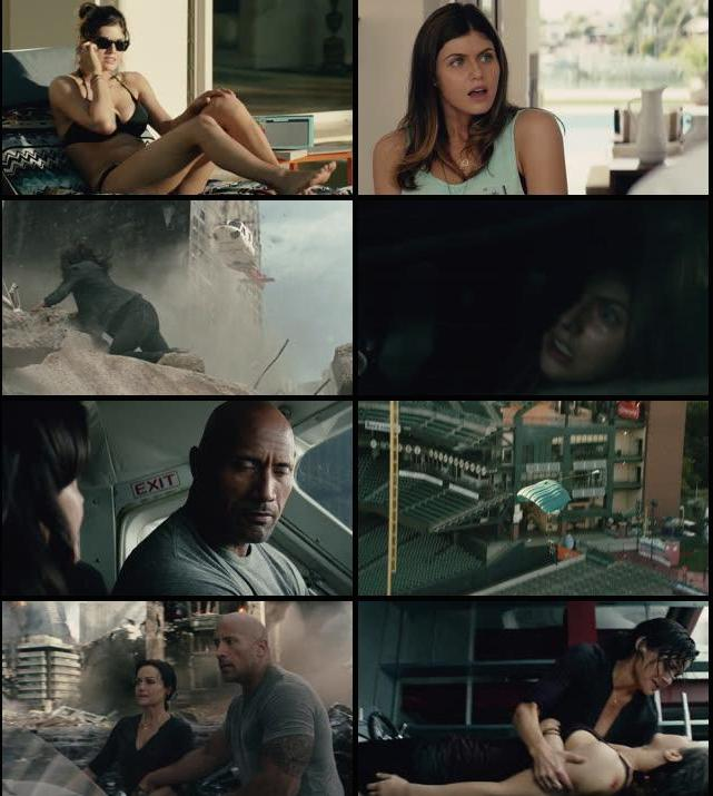 San Andreas 2015 BluRay 720p 800mb