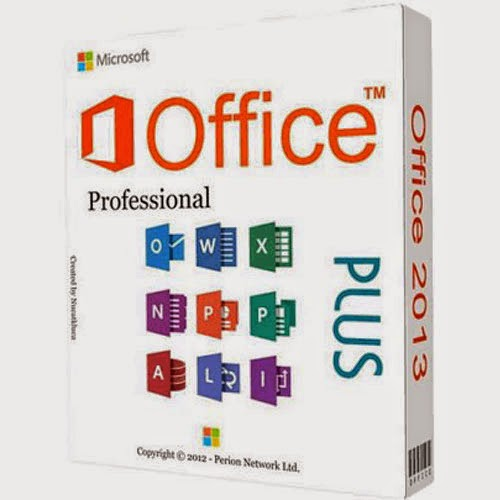 تحميل برنامج Office Professional Plus 2013 برابط مباشر