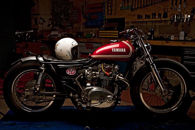 Cafe Racers Harderwijk Brat Style Yamaha XS650