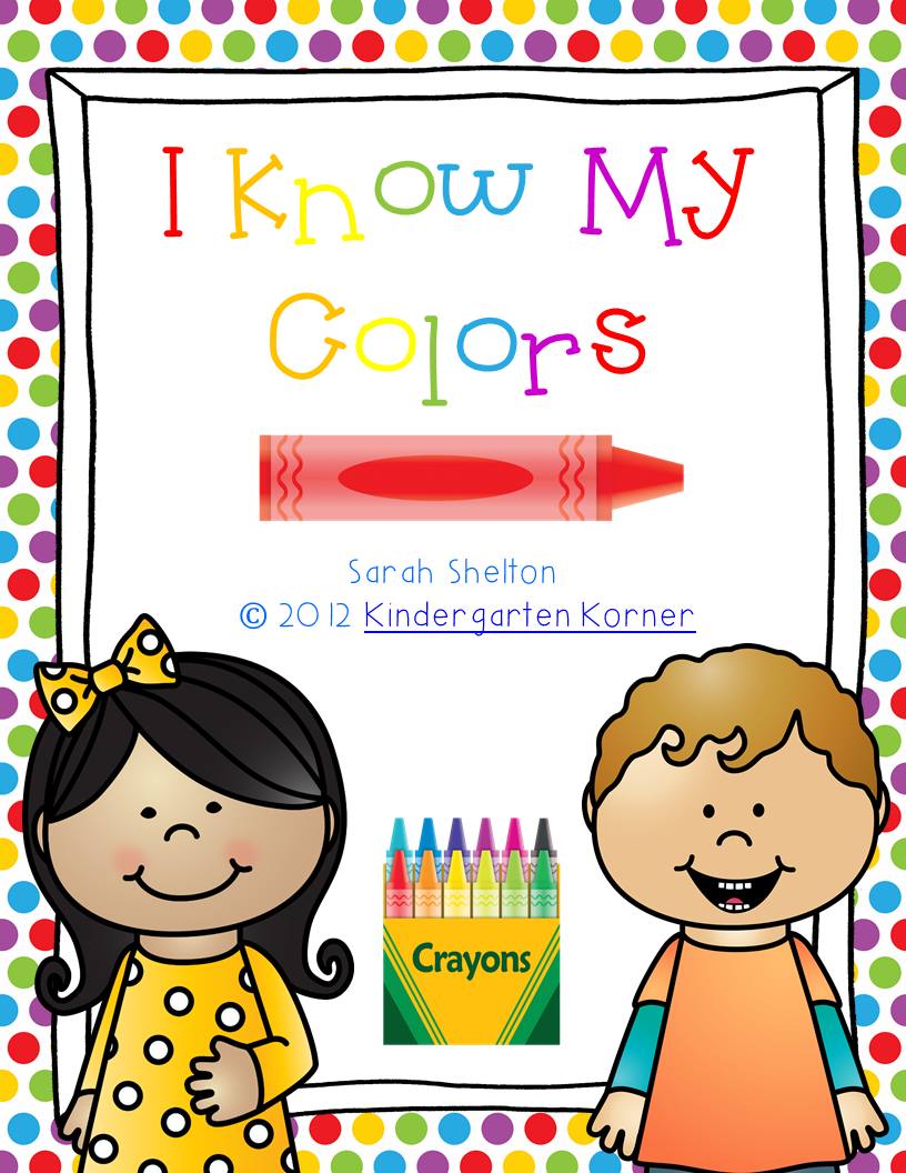 http://www.teacherspayteachers.com/Product/I-Know-My-Colors-289052