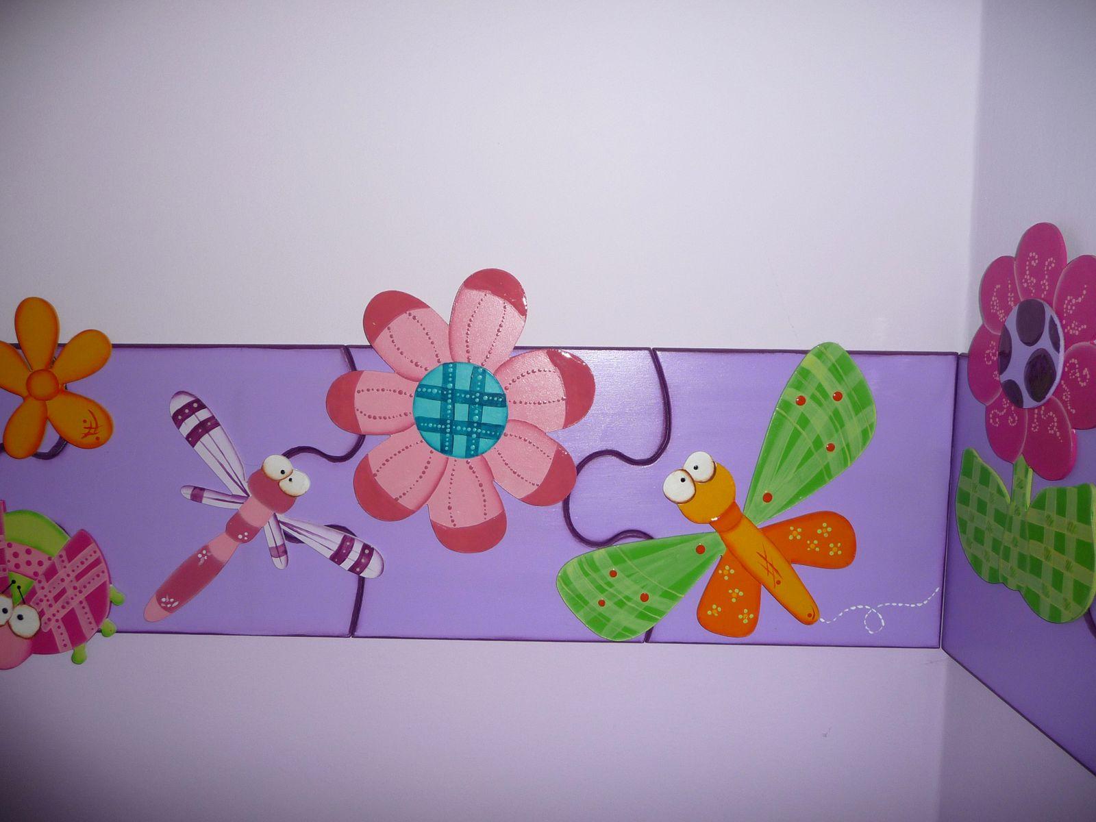 Manualidades claudix cenefas para habitaciones y aulas - Figuras para decorar ...