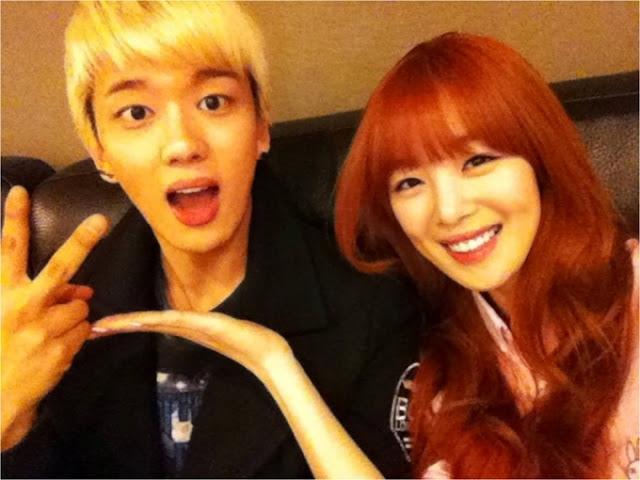 Sunhwa Young Jae Everything's Pretty lyrics