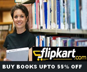 Buy Boooks Upto 50% off Flipkart.com