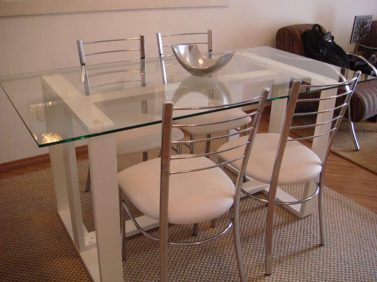 mesa de jantar 4 lugares 4