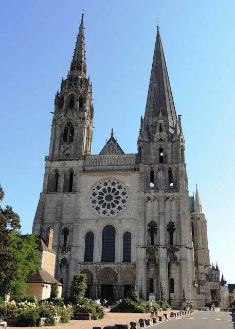 katedra Chartres