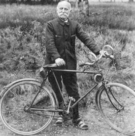 Los 7 mandamientos de Velocio, el apóstol de la bicicleta