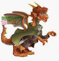 Dragão Terra Média