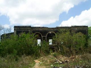 Casa Embrujada Cholul Yucatan