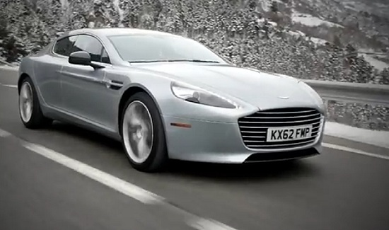 2013 Aston Martin Rapide S