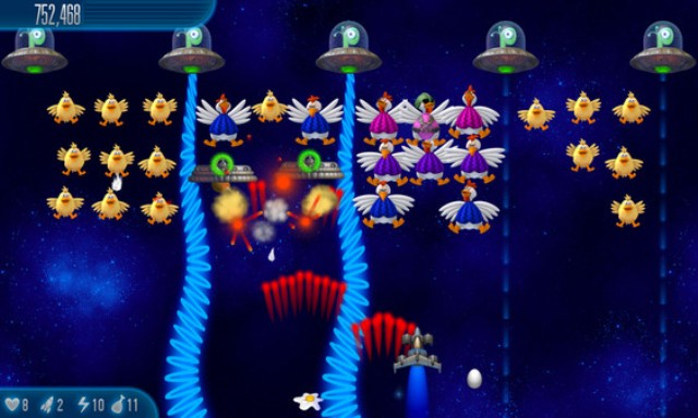 Chicken Invaders 5 Free Download PC Games
