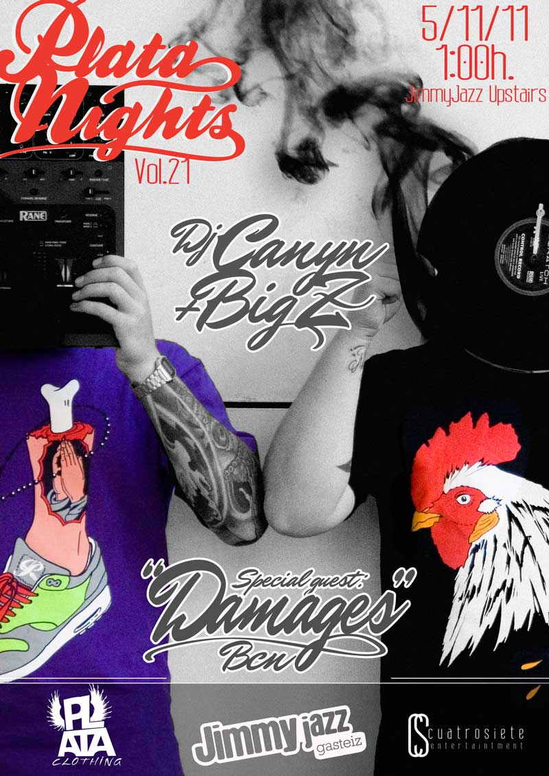cartel plata nights 21, con damages