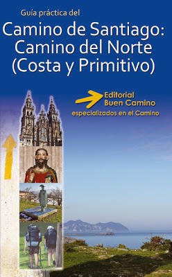 Guía Camino de Santiago: Camino del norte (Costa y Primitivo) 2013.