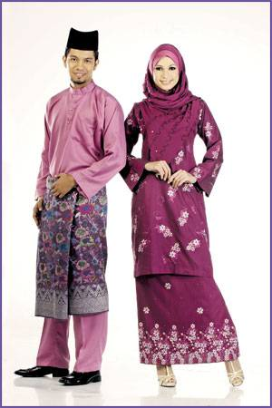 Malaysian Traditional Dress Men