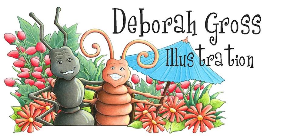 Deborah Gross Illustration