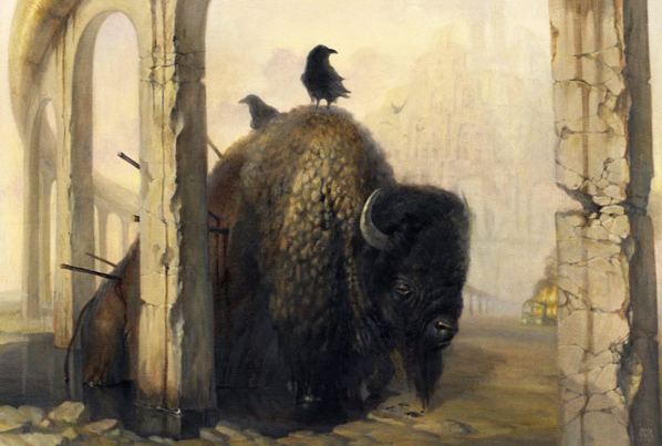martin wittfooth western