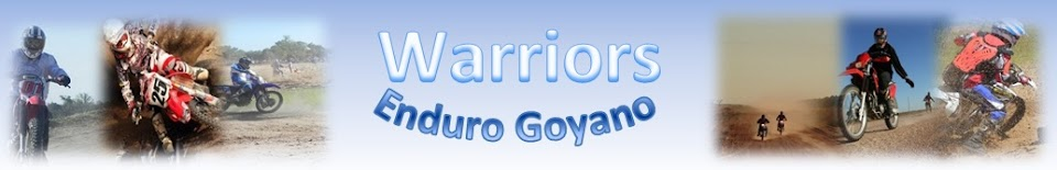 Warriors Enduro Goyano