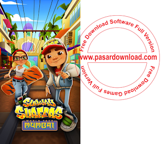 Free Download Games Subway Surfers Mumbai v1.17.0.apk For Android