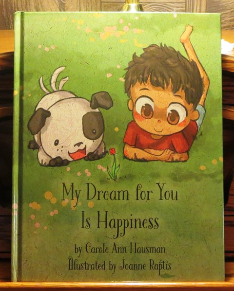 33ac901af6e Elegantly written by Carole Ann Hausman and gorgeously illustrated by  Joanne Raptis