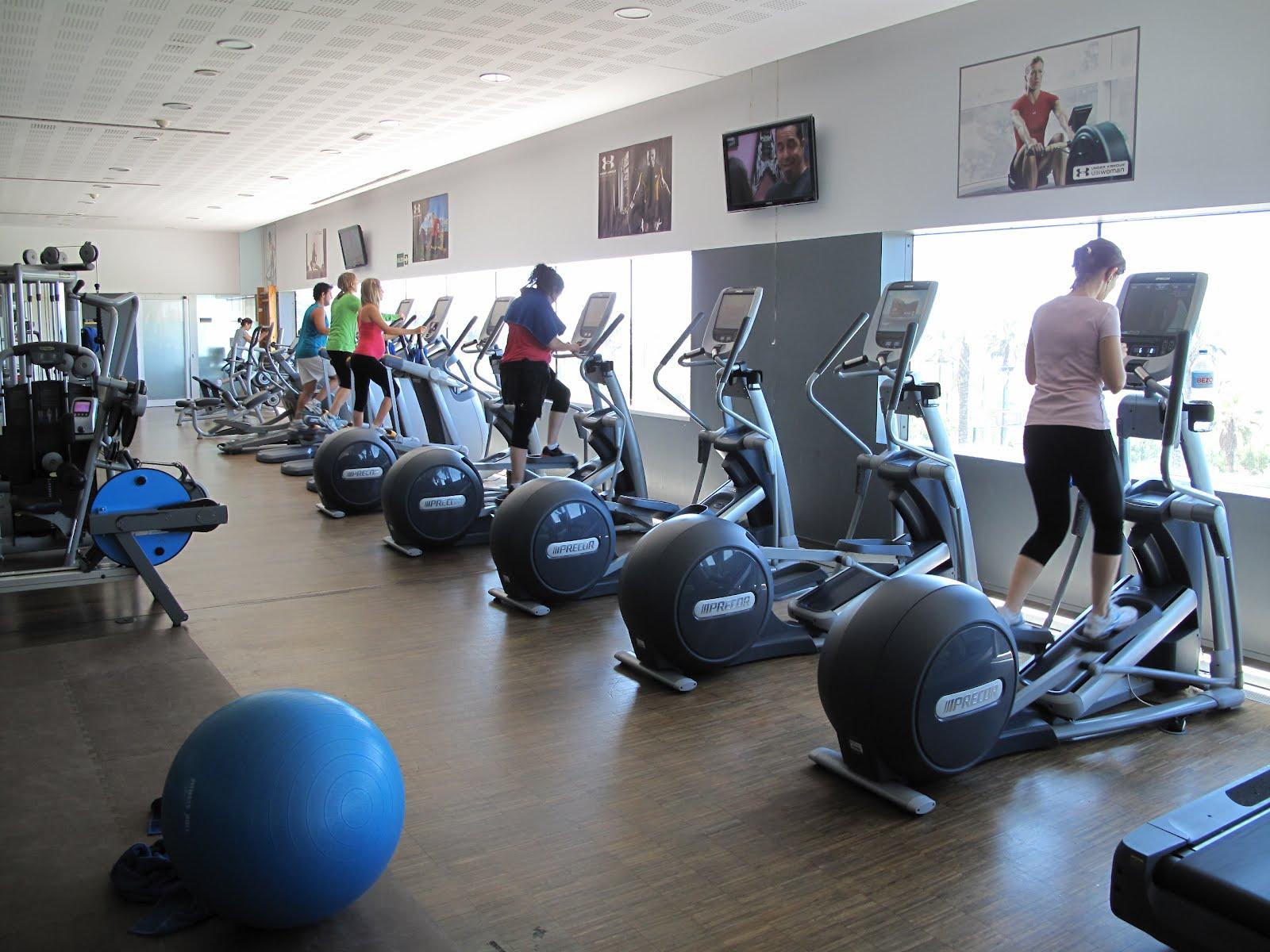 Precor spain la cadena de gimnasios accura apuesta por for Cadena gimnasios