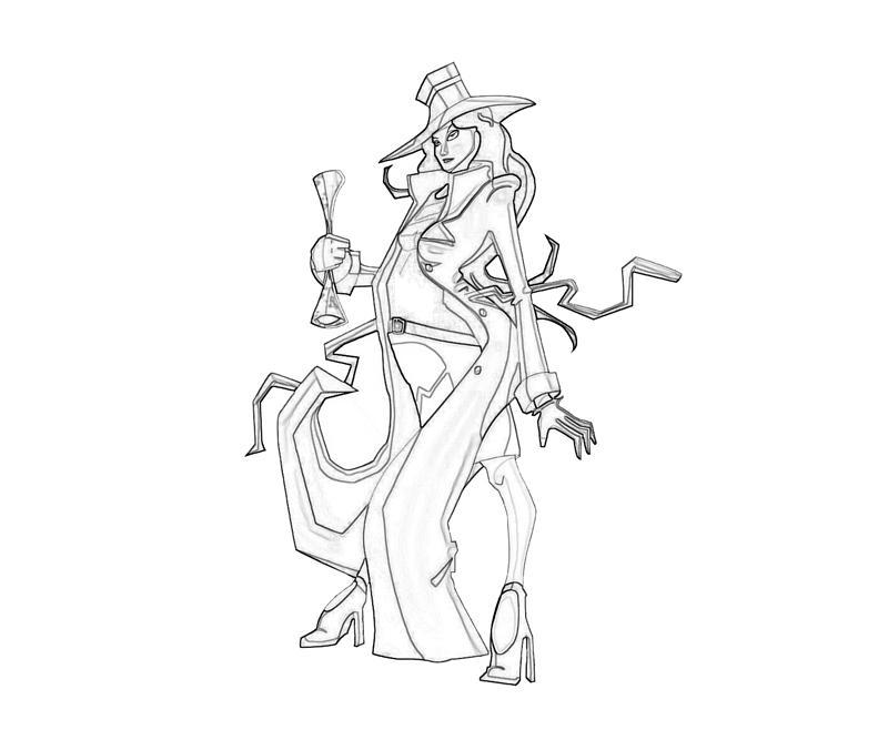 Carmen Sandiego Carmen Sandiego Character | Tubing