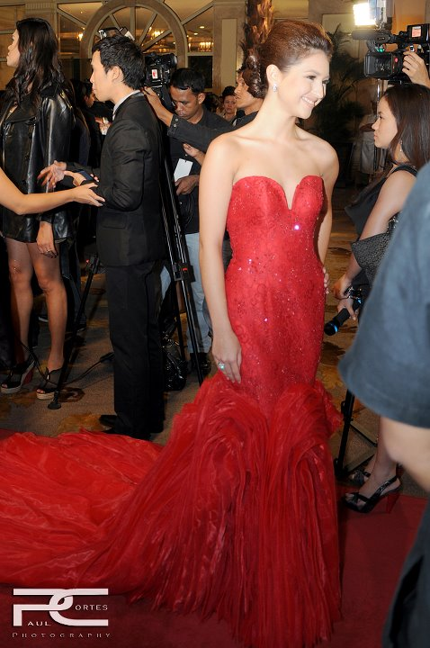 Home » Coleen Garcia » Coleen Garcia On Star Magic Ball 2011