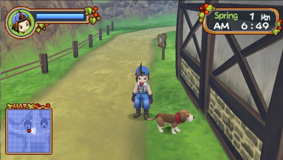 Harvest Moon: Back to Nature - PC Game Download