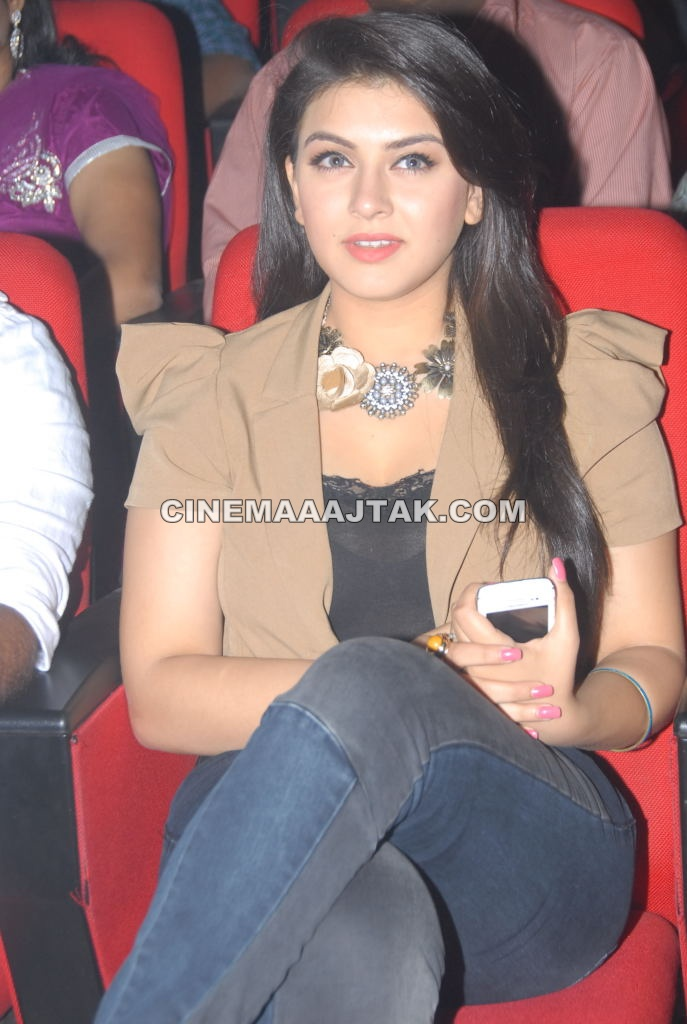 Hansika Motvani1 - Hansika Motvani Latest Pics from  Oh My Friend Audio Launch