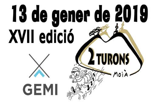 XVII cursa de muntanya 2 TURONS