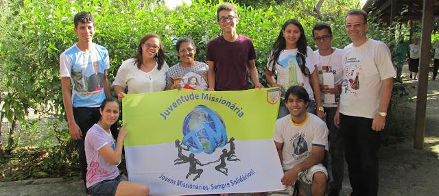 Juventude Missionária (JM) da Bahia planeja atividades e escolhe nova coordenação
