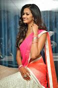 Shubra Aiyappa glamorous in half saree-thumbnail-16