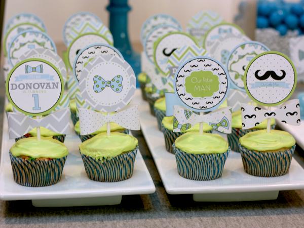 Cupcake Designs For Men Cupcake topper designs and