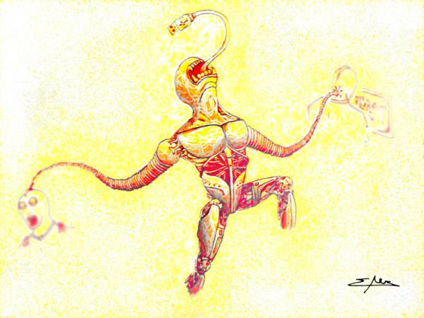 Sociedade manipulada (desenho)