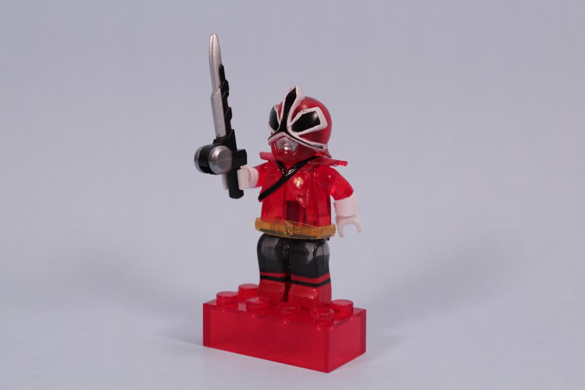 The Toy Museum Mega Bloks Power Rangers Super Samurai