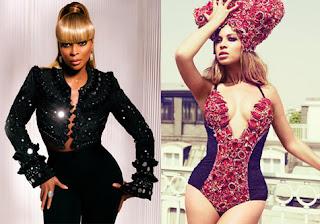 >News // Sean Garrett Qualifie Mary J Blige & Beyoncé D'Icônes