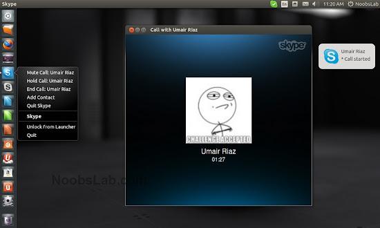 skype wrapper