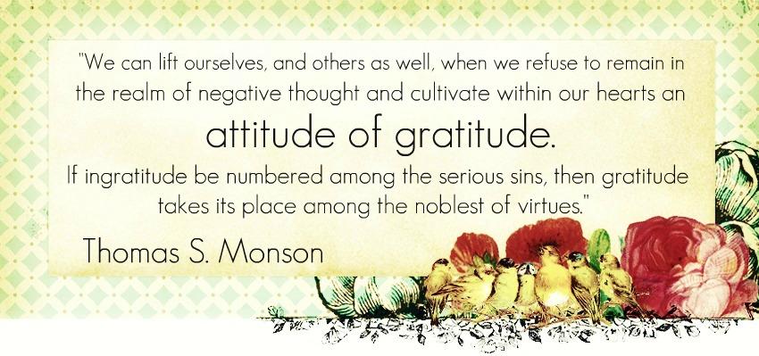 Essay on gratitude