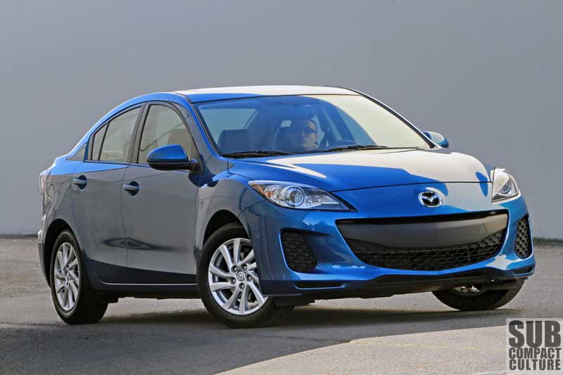 Review 2012 mazda3 i grand touring skyactiv the frugal driving enthusiast s car subcompact