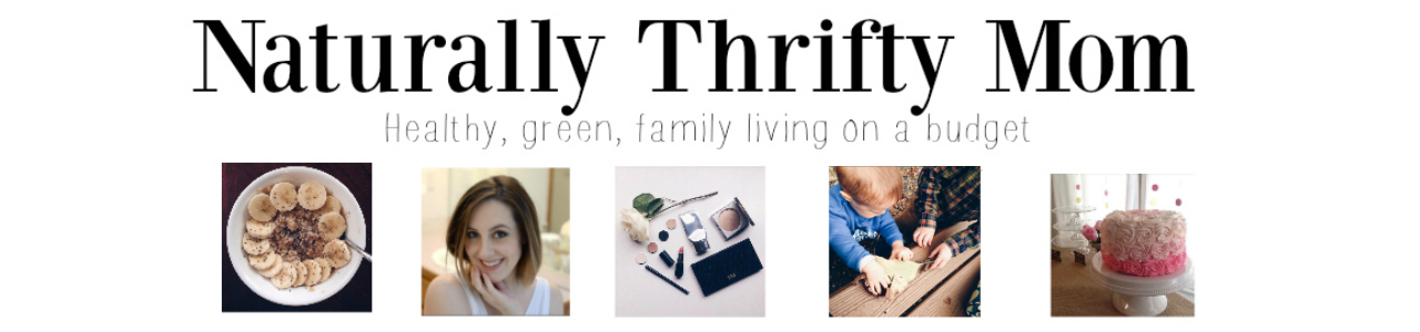 Naturally Thrifty Mom