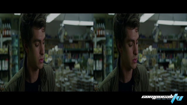 The Amazing Spiderman 3D SBS 1080p