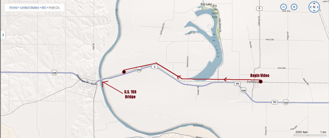 Flood Map Falls City Ne