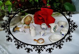 oggetti per dollhouse