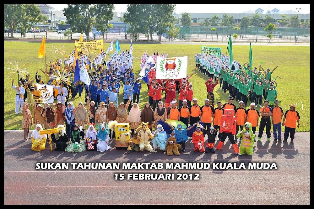 Maktab Mahmud Kuala Muda