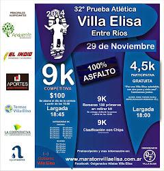 32º EDICION P.ATLETICA VILLA ELISA (E.R)