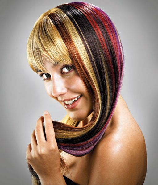 Peinados y moda tintes para cabello pelo 2013