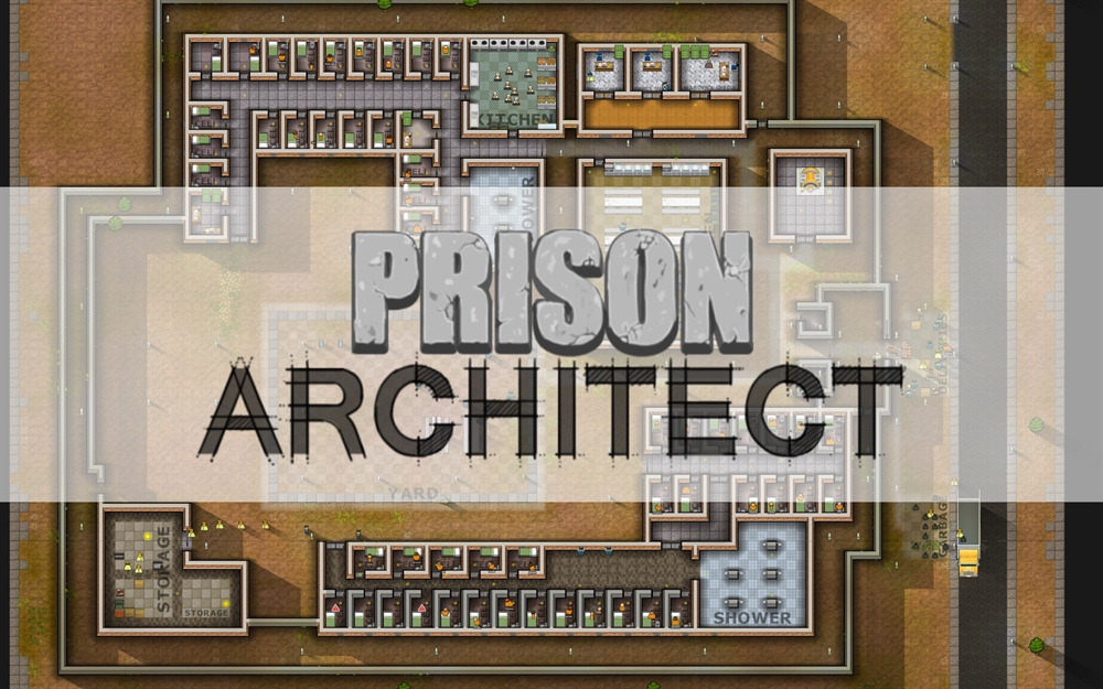 Prison Architect Free Download Poster