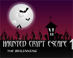 Walkthrough Haunted Crypt Escape 1 Solution