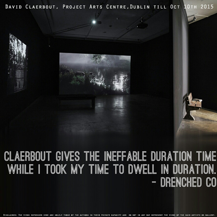 Image of Project Art Centre in dublin with exhibition review